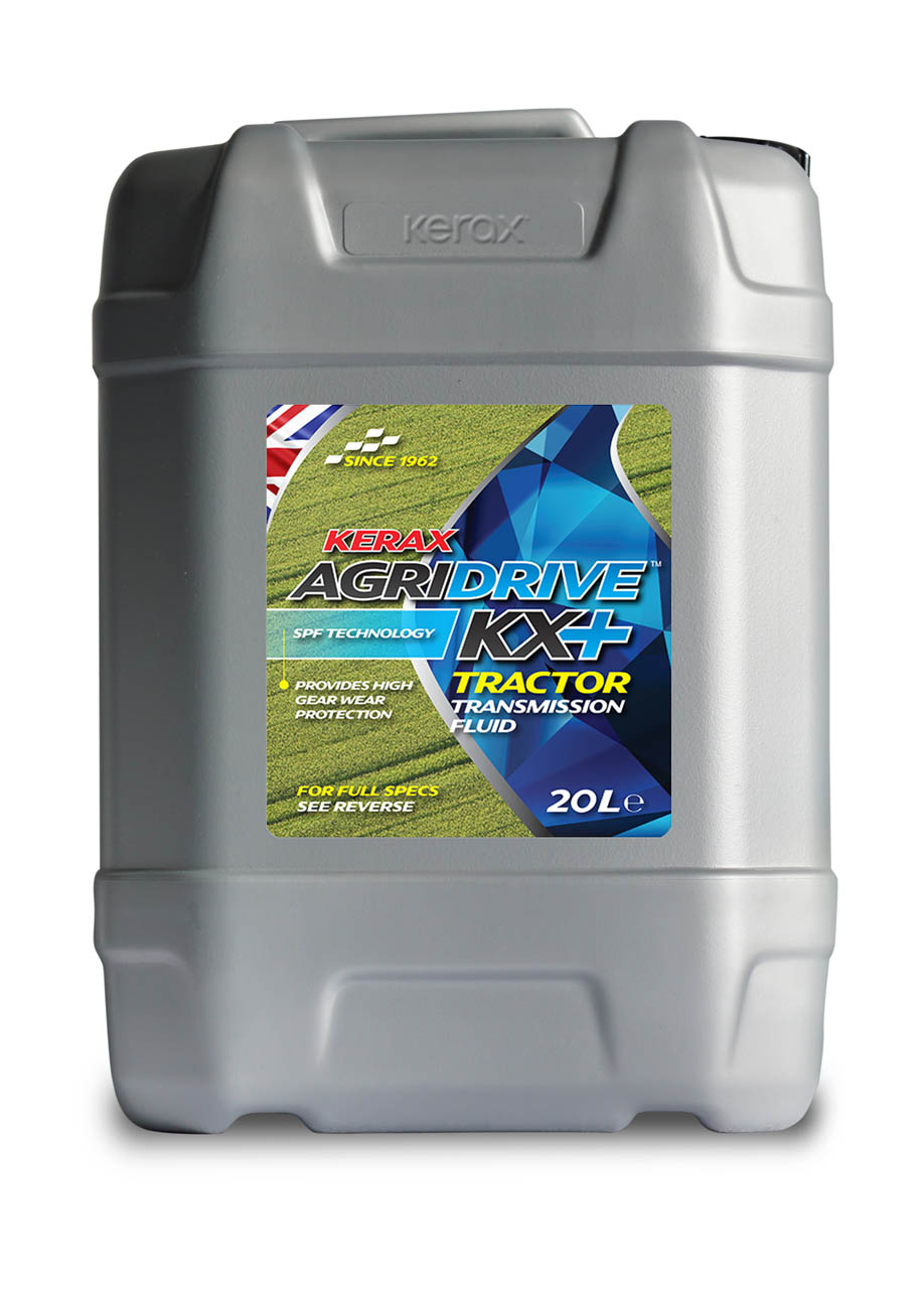 AgriDrive TTF Tractor Transmission Fluid