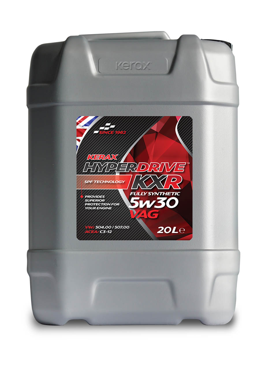 HyperDrive 5W30 VAG 504/507 Full Synthetic Engine Oil (Mid SAPS) 20 Litre 20l
