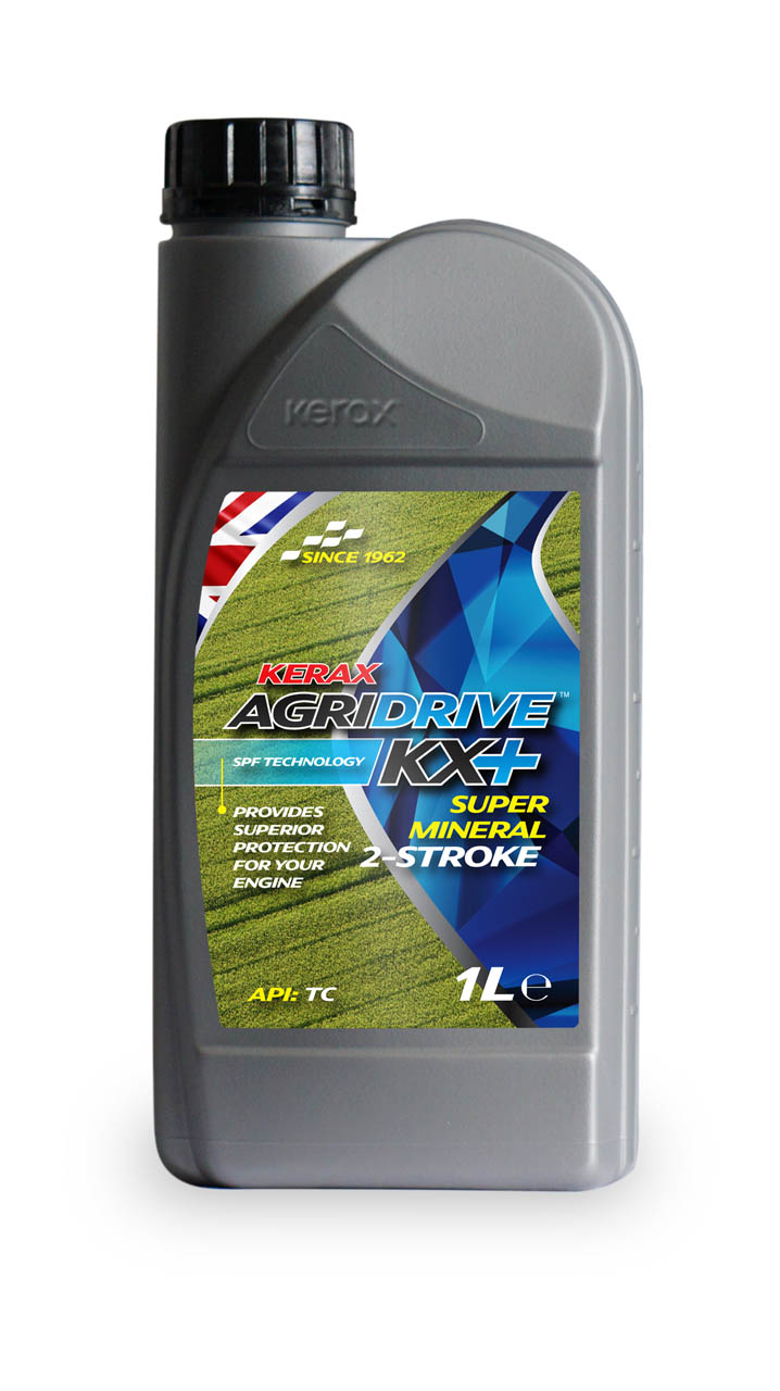 AgriDrive Two Stroke Oil 1 Litre 1l