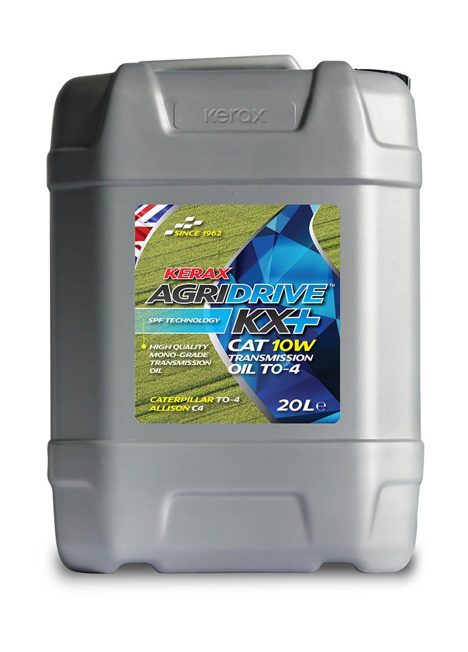 AgriDrive CAT 10W Transmission Oil T04
