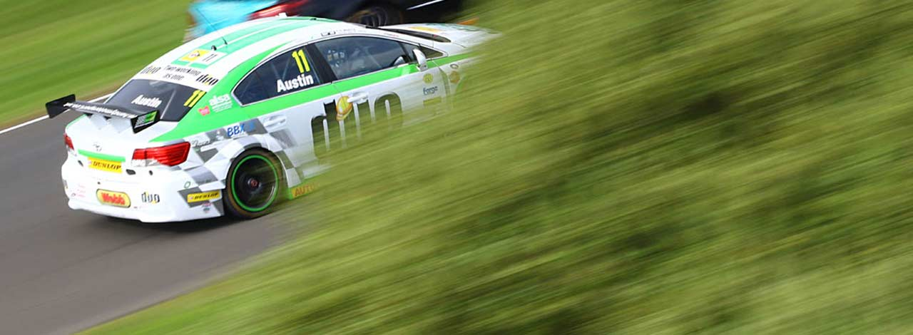 BTCC Top 10 Qualifying Performance for Handy Motorsport