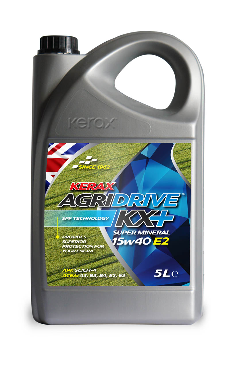 AgriDrive 15W40 E2 Mineral Engine Oil