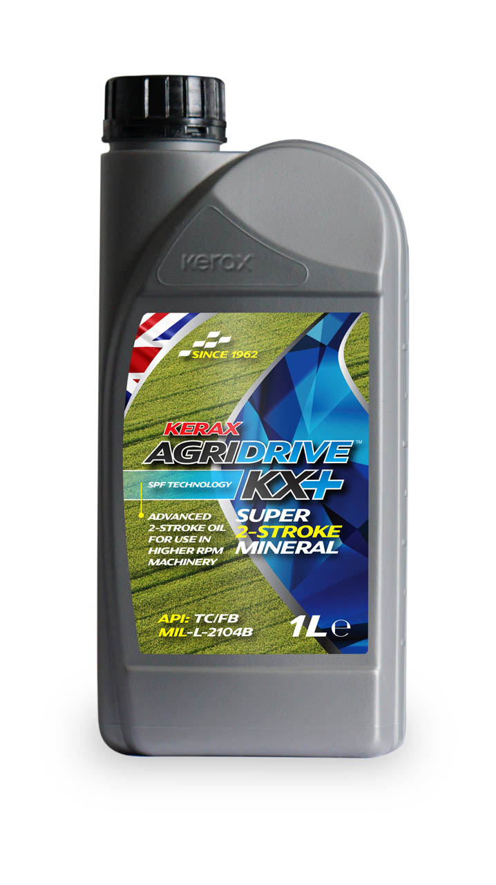 AgriDrive Super Two Stroke Mineral 1 Litre 1l