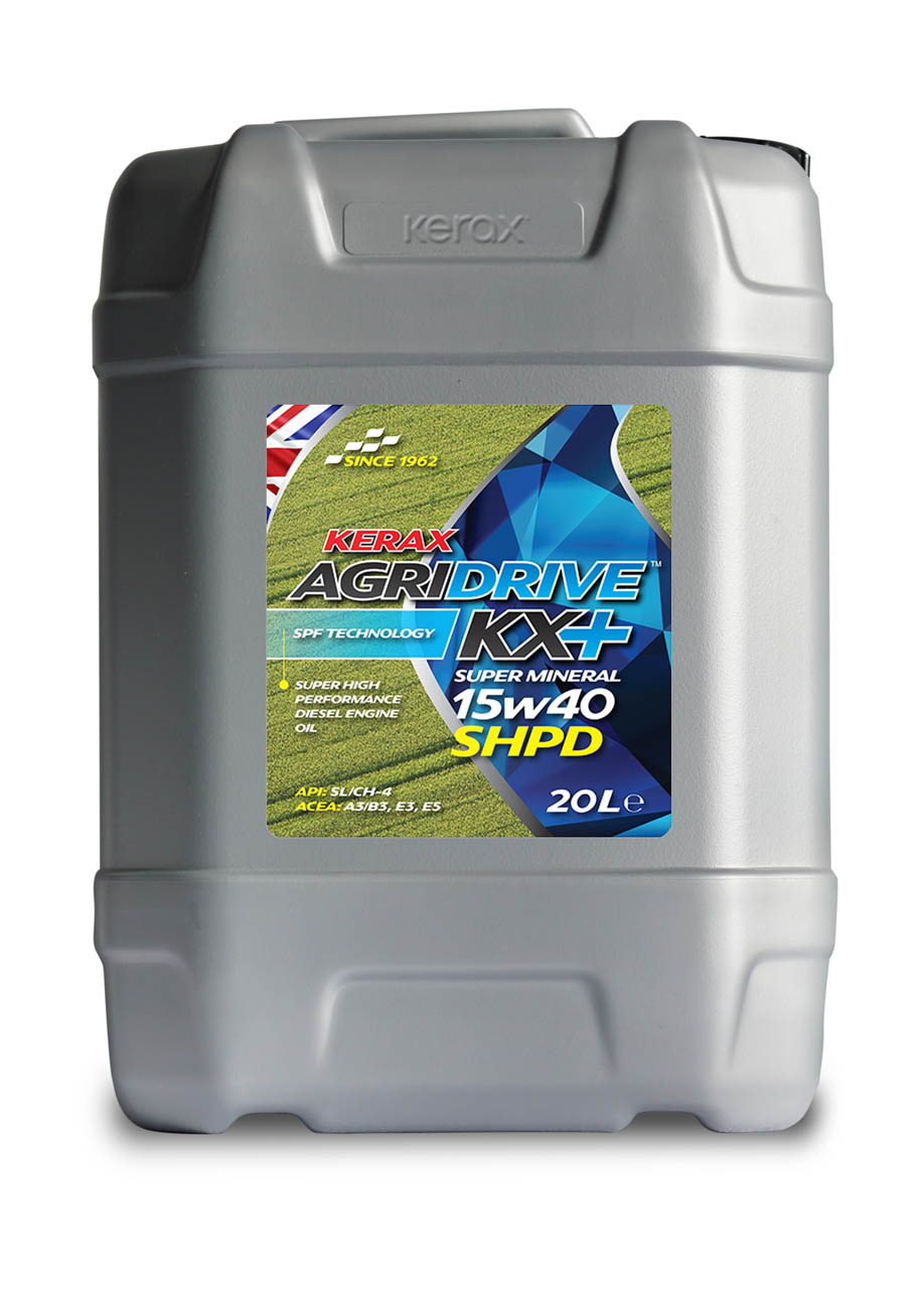 AgriDrive 15W40 SHPD E3, E5 Engine Oil