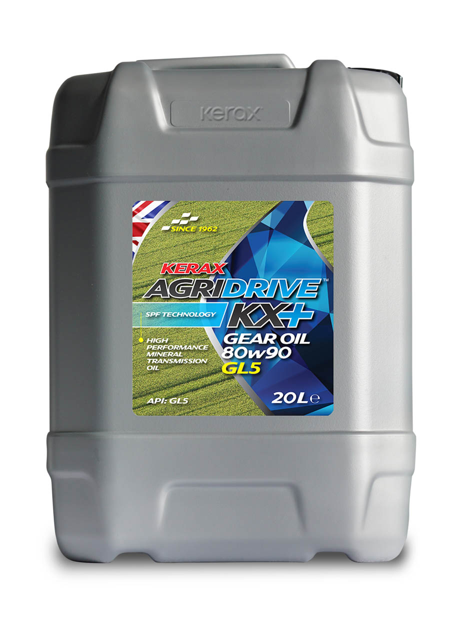 AgriDrive 80W90 GL5 Gear Oil