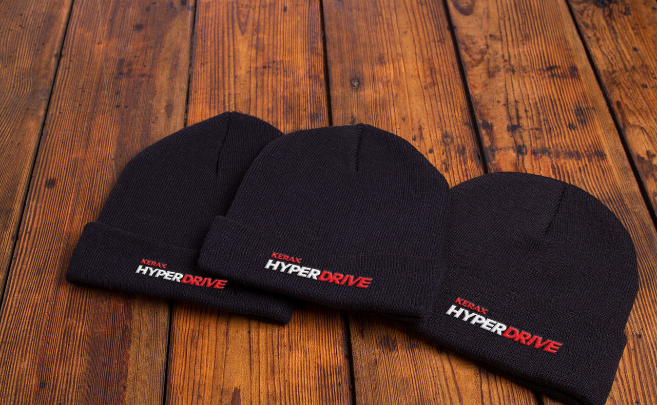 HyperDrive Beanie Giveaway