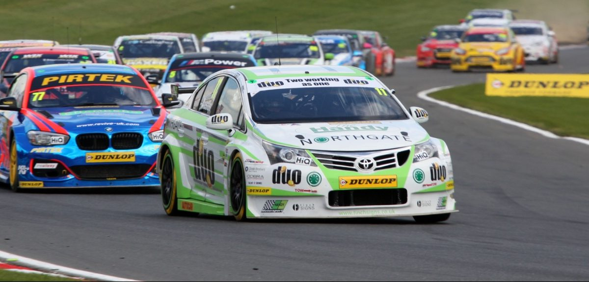 Austin has his sights squarely set on a podium at BTCC Donington