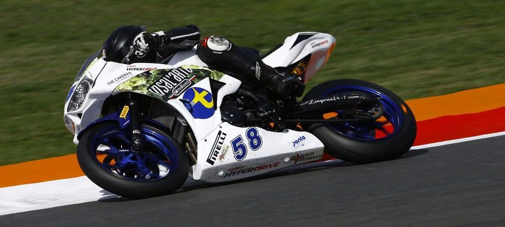 100mph+ Crash Concludes A Promising World Supersport Final For Finocchiaro
